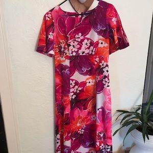 Pristine vintage Hawaiian Dress